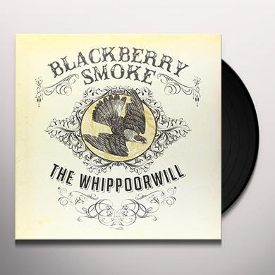 Blackberry Smoke WHIPPOORWILL Vinyl Record - UK Release