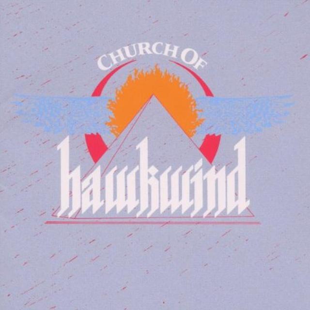 CHURCH OF HAWKWIND Vinyl Record - UK Import