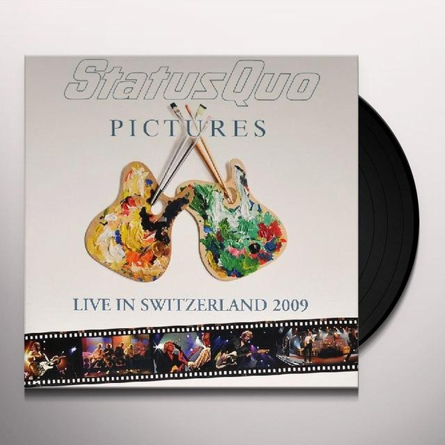 Status Quo PICTURES-LIVE IN SWITZERLAND (UK) (Vinyl)