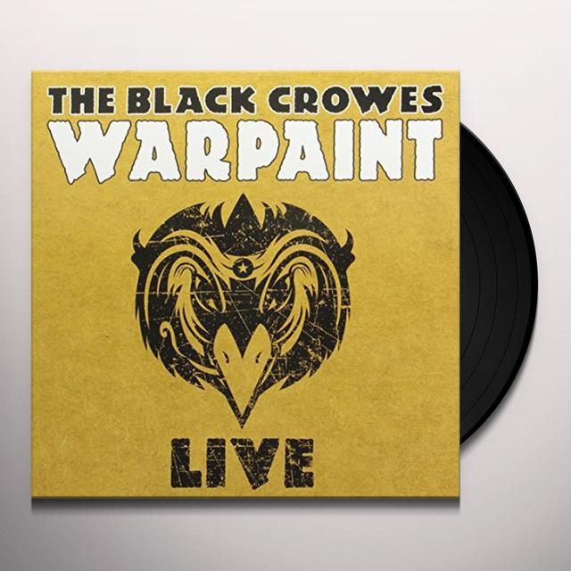 The Black Crowes WARPAINT Vinyl Record