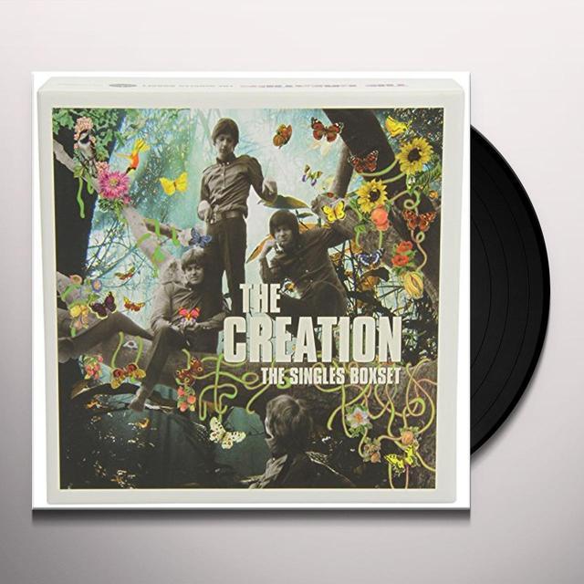 Creation 7-INCH SINGLES BOXSET (UK) (Vinyl)