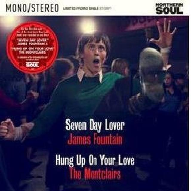 The Montclairs/James Fountain NORTHERN SOUL FILM 7-INCH Vinyl Record - UK Import