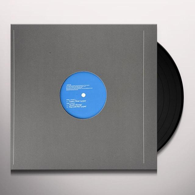 Tom Demac LINDA'S THEME EP Vinyl Record