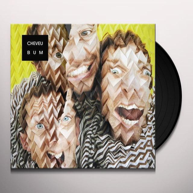 Cheveu BUM Vinyl Record
