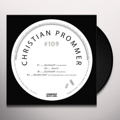 Christian Prommer COMPOST BLACK LABEL 109 (EP) Vinyl Record