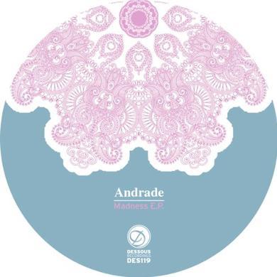 Andrade MADNESS EP Vinyl Record