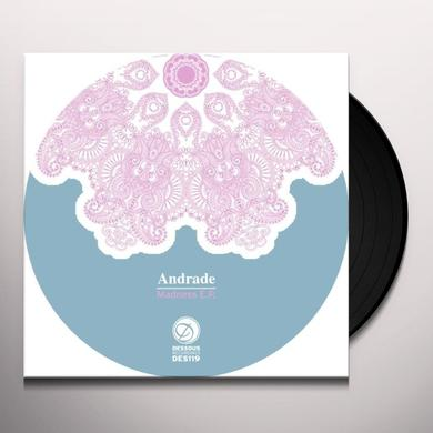 Andrade MADNESS EP (EP) Vinyl Record