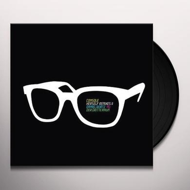 Console HERSELF REMIXES II (EP) Vinyl Record