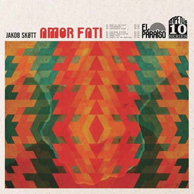 Jakob Skott AMOR FATI Vinyl Record