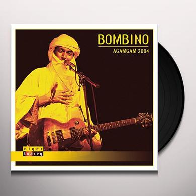 Bombino AGAMGAM 2004 Vinyl Record - w/CD