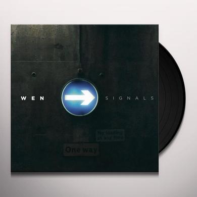 Wen SIGNALS Vinyl Record