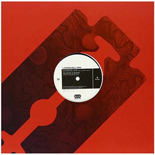 L'Estasi Dell'Oro ISCARIOTIC LIPS / REVERSE & REPAIR Vinyl Record