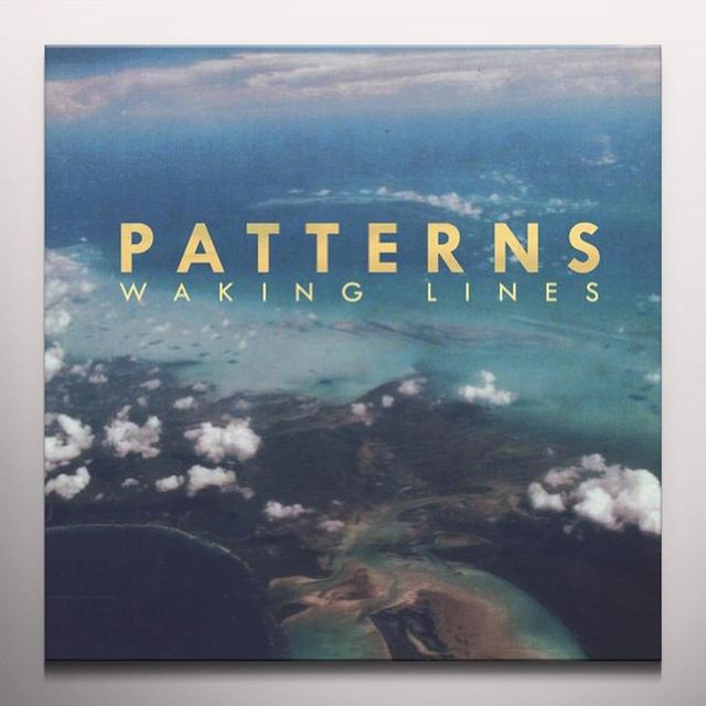 Patterns WAKING LINES Vinyl Record - Clear Vinyl, 180 Gram Pressing, Digital Download Included