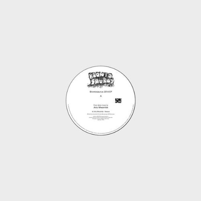 BRONTOSAURUS 2014 / VARIOUS Vinyl Record