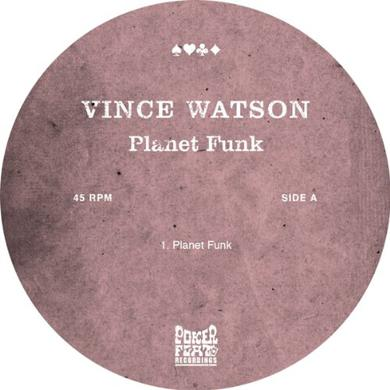 Vince Watson PLANET FUNK Vinyl Record