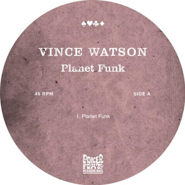 Vince Watson PLANET FUNK (EP) Vinyl Record
