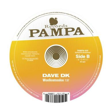 Ricoshei / Dave Dk PERFECT LIKE YOU / WOOLLOOMOOLOO Vinyl Record