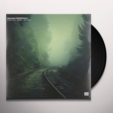 PROLOGUE PORTEFEUILLE 3 / VARIOUS Vinyl Record