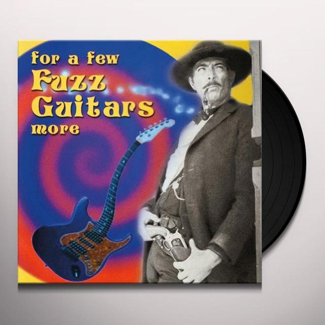 FOR A FEW FUZZ GUITARS MORE / VARIOUS Vinyl Record