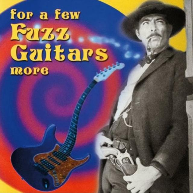 For A Few Fuzz Guitars More / Various