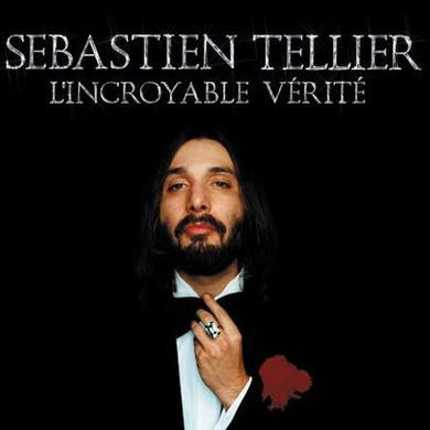 Sébastien Tellier LINCROYABLE VERITE (2014 RSD EXCLUSIVE) Vinyl Record