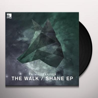 Animal Trainer WALK / SHANE EP Vinyl Record
