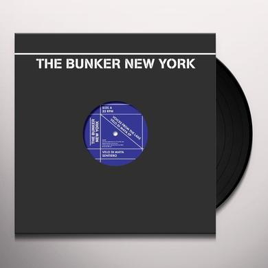 Voices From The Lake (Feat. Donato Dozzy & Neel) VELO DI MAYA (EP) Vinyl Record