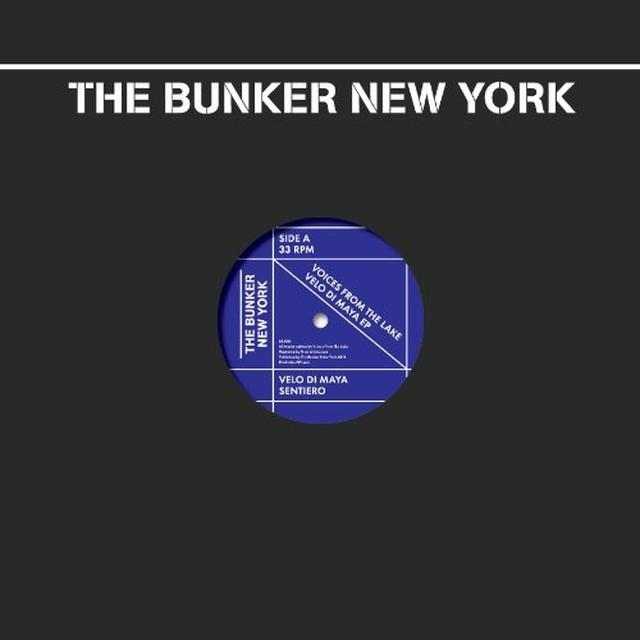 Voices From The Lake (Feat. Donato Dozzy & Neel) VELO DI MAYA Vinyl Record