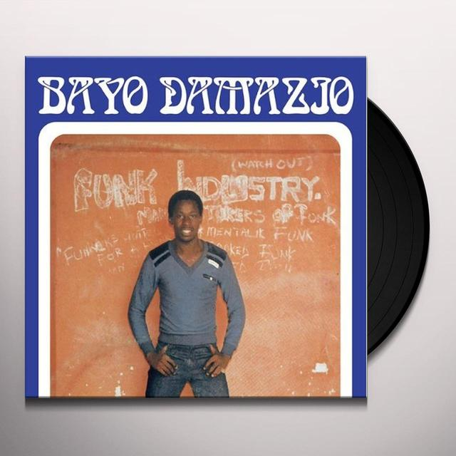 Bayo Damazio LISTEN TO THE MUSIC / DIZZY WITH LOVE Vinyl Record