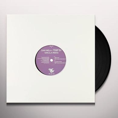 Dan Mela DAY OF THE BLACK PANTHER (EP) Vinyl Record