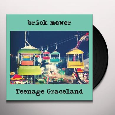 Brick Mower TEENAGE GRACELAND Vinyl Record