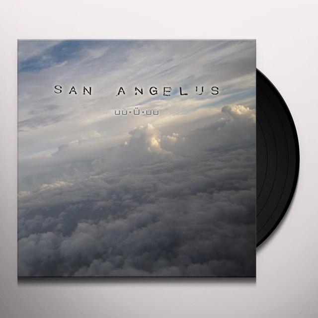 San Angelus UU-U-UU Vinyl Record