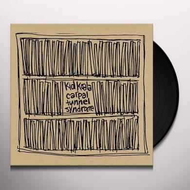 Kid Koala CARPAL TUNNEL SYNDROME Vinyl Record