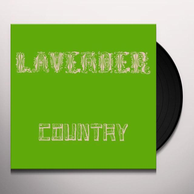 LAVENDER COUNTRY Vinyl Record