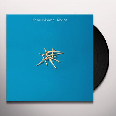 Koen Holtkamp MOTION Vinyl Record
