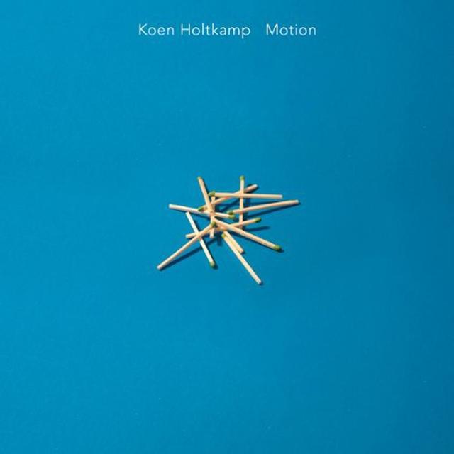 Koen Holtkamp MOTION Vinyl Record - Digital Download Included