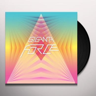 Giganta FORCE Vinyl Record