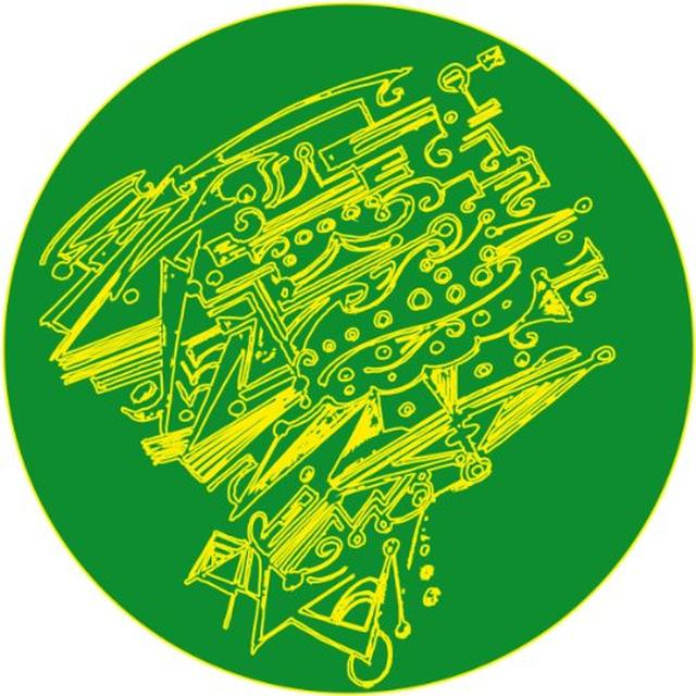 Shoxy & Alexander Ivkovic RED BEANS Vinyl Record