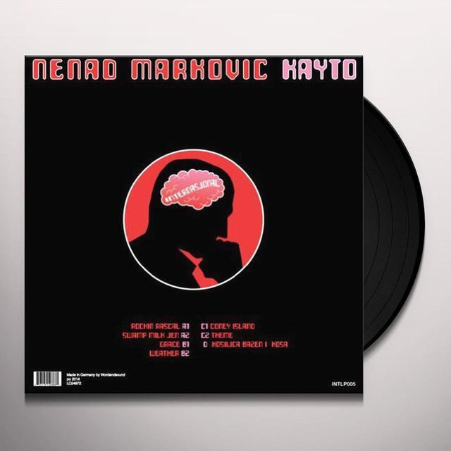 Nenad Markovic KAYTO Vinyl Record