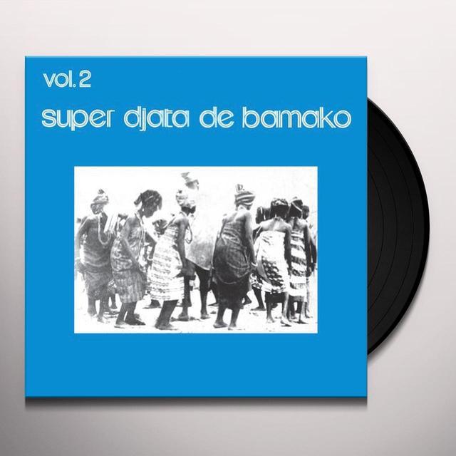 Super Djata De Bamako BLUE 2 Vinyl Record