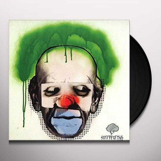 101 TRY TO SAY / KUCHUKUA Vinyl Record