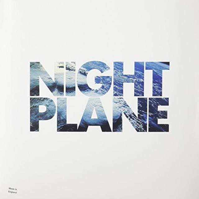 Night Plane WORLD TURNING Vinyl Record
