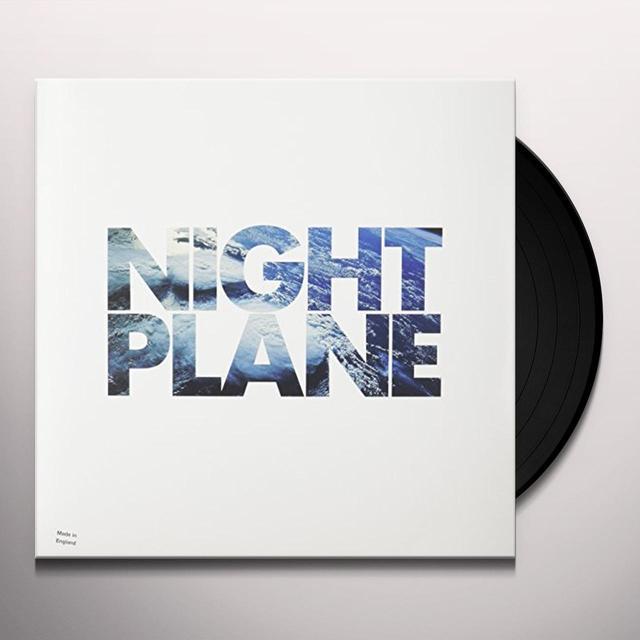 Night Plane WORLD TURNING Vinyl Record