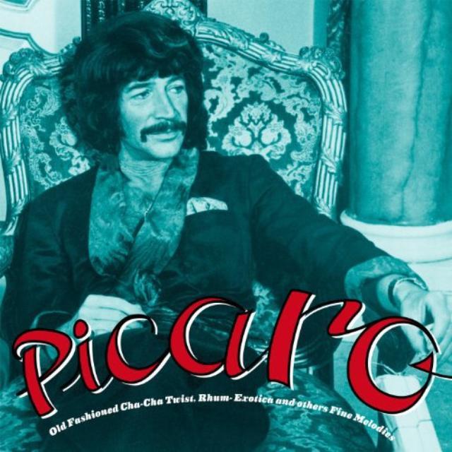 Picaro: Old Fashioned Cha-Cha Twist Rhum / Var