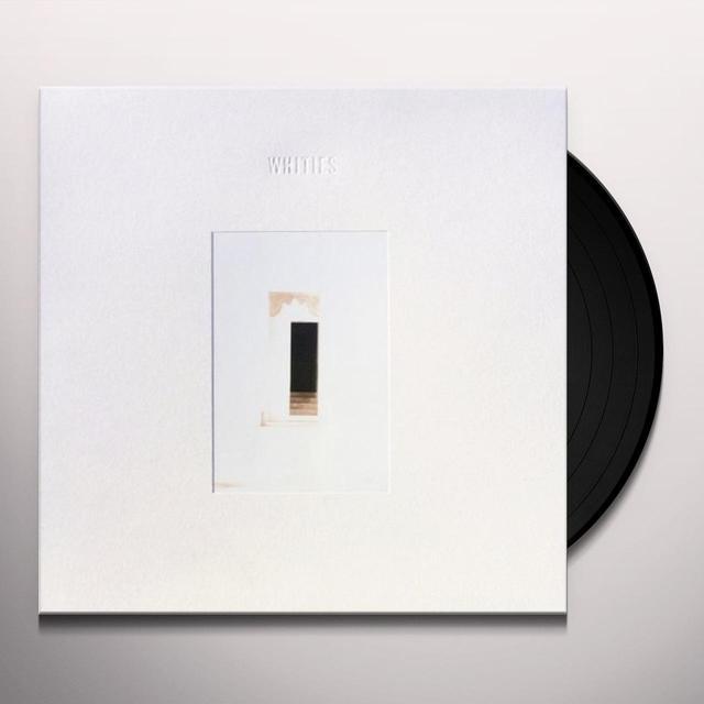 Terron WHITIES 001 Vinyl Record