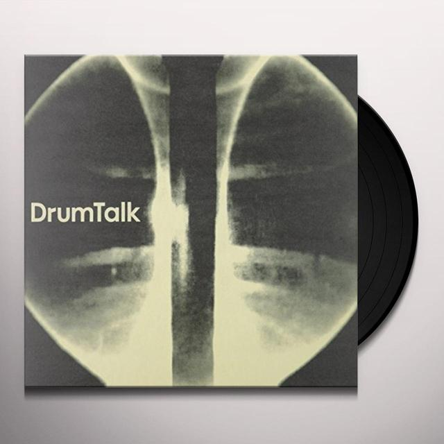 Drumtalk TIME Vinyl Record