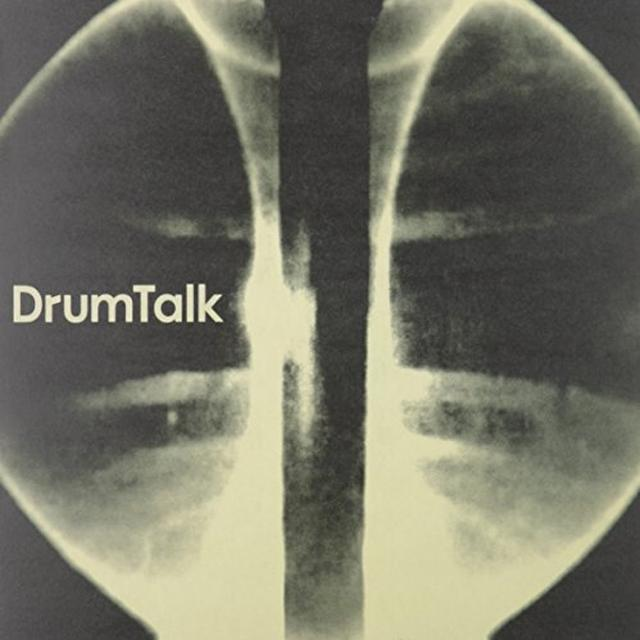 Drumtalk TIME Vinyl Record - 10 Inch Single