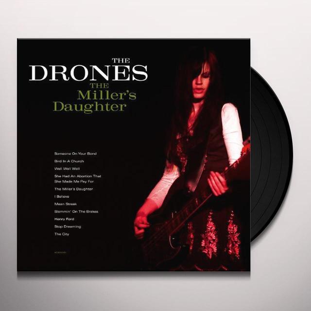 Drones MILLER'S DAUGHTER Vinyl Record