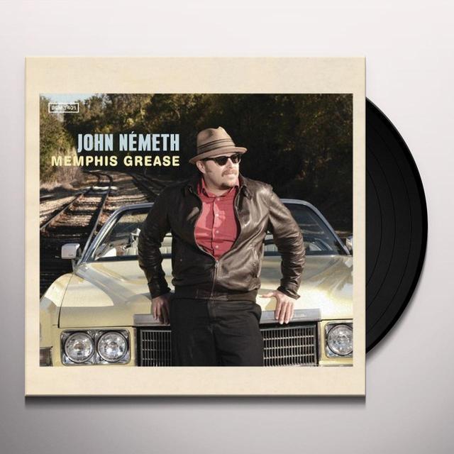 John Nemeth MEMPHIS GREASE Vinyl Record