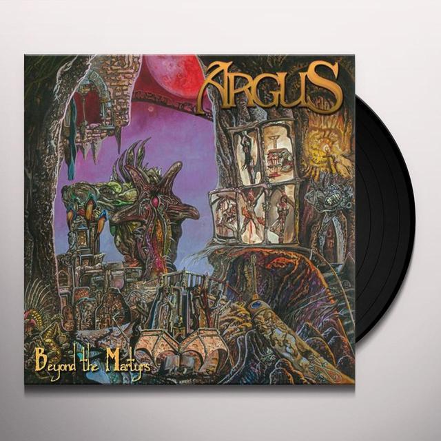 Argus BEYOND THE MARTYRS Vinyl Record